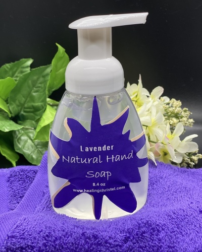 Lavender-Hand-Soap